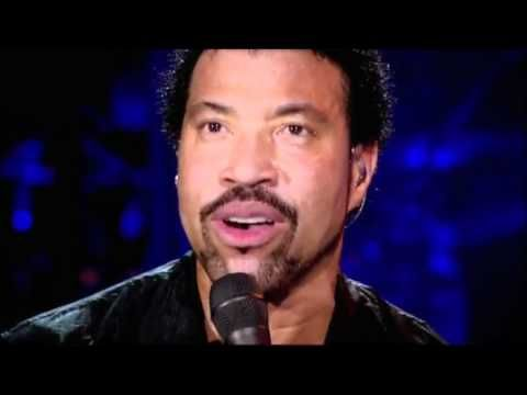 Lionel Richie -- Hello [[ Official Live Video ]] HD - YouTube