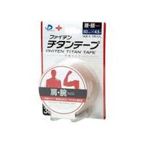 Phiten Titanium Tape 5cmx4.5m