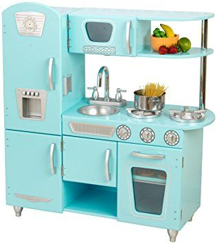 Image result for KidKraft Vintage Kitchen in Blue https://www.amazon.com/dp/B0040MK48W/ref=cm_sw_r_cp_api_KKayzbV6V4KJX