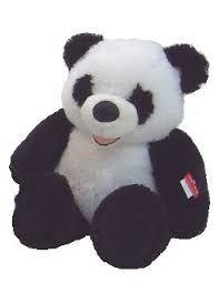 Afbeeldingsresultaat voor moldes para hacer oso panda peluche