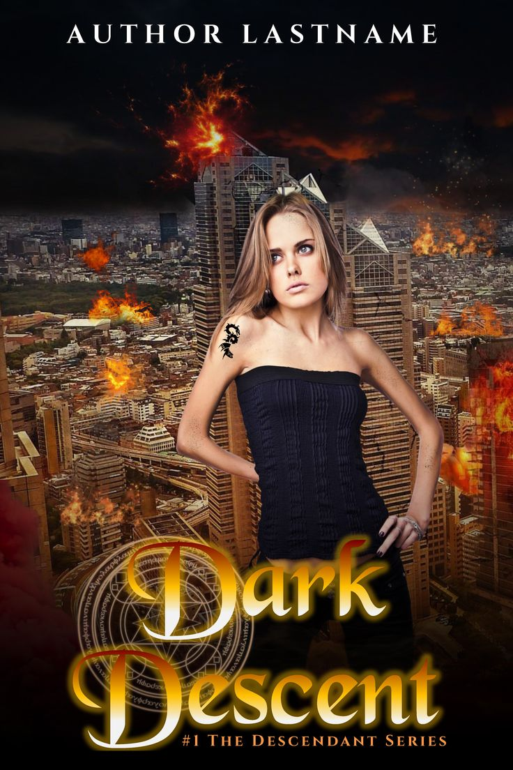 Urban Fantasy Book Cover Design ~ Images about premade book covers on pinterest