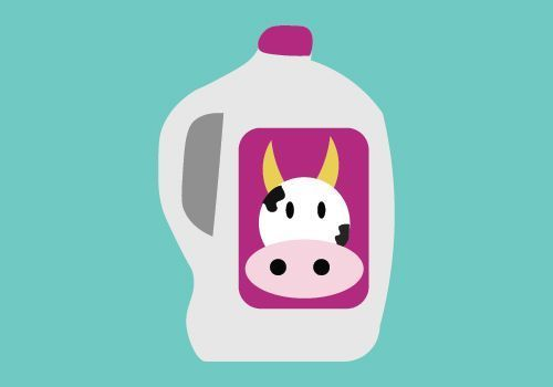 Why whole milk is better for you than skim or low-fat milk. Click through to find out! -- Child nutrition, nutrition, healthy kids meals, meals for kids, milk #childnutrition,