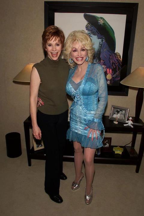 Dolly Parton ...~Reba McIntire