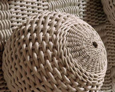 RINA PELEG [woven clay]