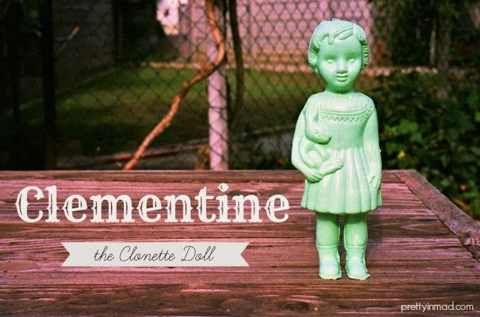 Pretty in Mad | film adventures Clementine - The Clonette Doll www.prettyinmad.com