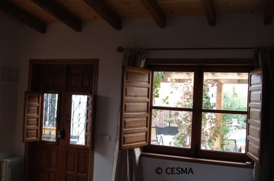 Casas de madera by Churchill Estructuras de madera