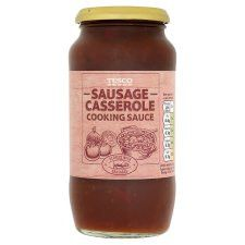 Tesco Sausage Casserole 510g
