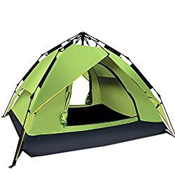 Argus Le Automatic C&ing Tent 2-3 Person 4 Season Waterproof Backpacking Tent With Sun  sc 1 st  Pinterest : 4 season tents cheap - memphite.com