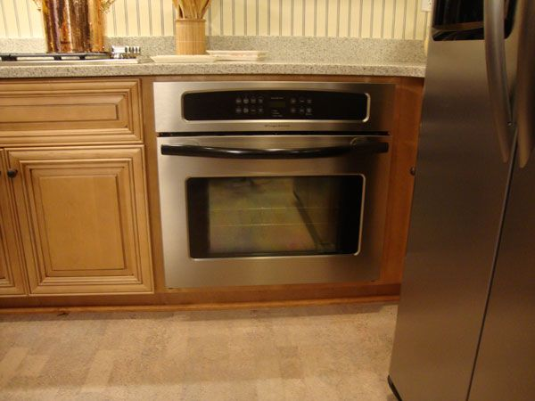 Image Result For Can A Wall Oven Be Installed In A Base Cabinet Wall Oven Built In Ovens Base Cabinets