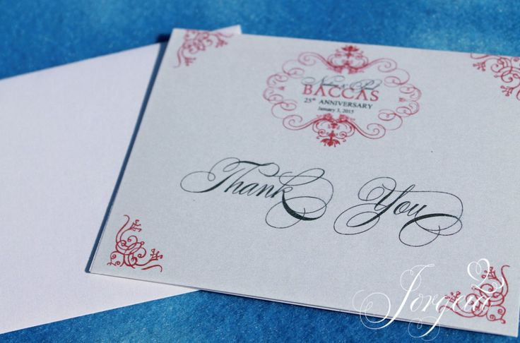 Personalized Thank You Cards with Addressed Envelopes .....Set of 50, wedding stationery, invitation set not included