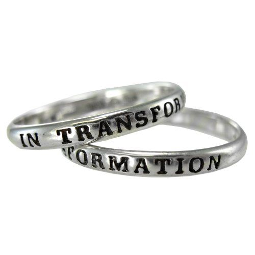 "http://womendesires.getauniquegift.com/pinnable-post/sterling-silver-in-transformation-spiritual-inspirational-ring-for-men-or-women-sz-4-15/ ""?Transformation is not five minutes from now; it's a present activity. In this moment you can make a different choice, and it's these small choices and successes that build up over time to help cultivate a healthy self-image and self esteem."" - Jillian Michaels"