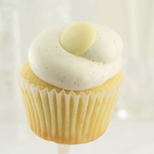 Vanilla Bean Cupcakes Recipe — Dishmaps