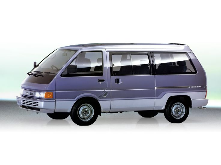 Nissan Vanette Largo Coach