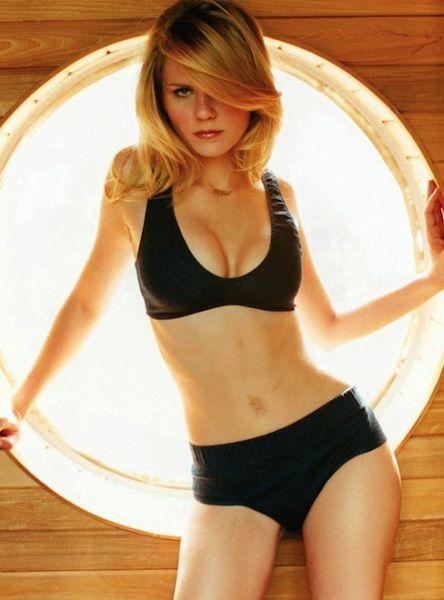 Kirsten Dunst Photoshoot Hot Bikini Pictures HD Images