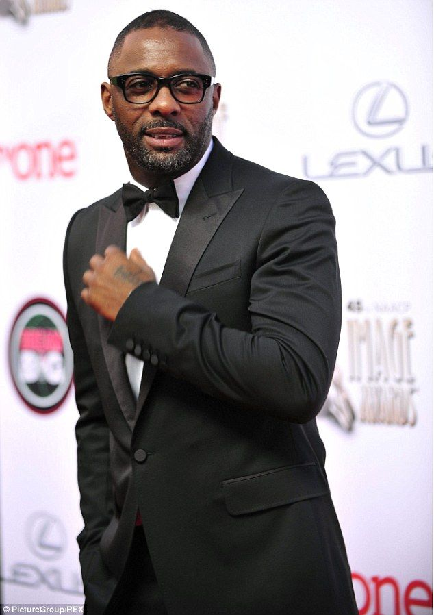 'When I'm not acting is when my life falls to s***': Idris Elba has admitted that acting i...