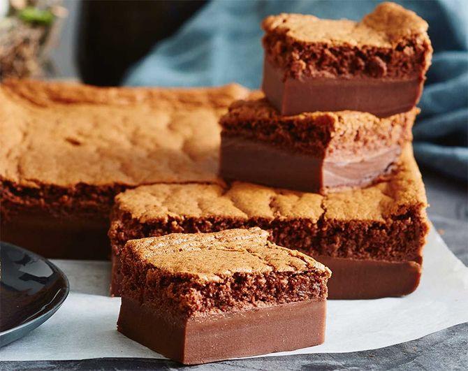 Gateau Magique Au Chocolat Au Cookeo Cookeo Patisserie Recette Gateau Magique Chocolat Gateau Chocolat En Poudre Bon Gateau