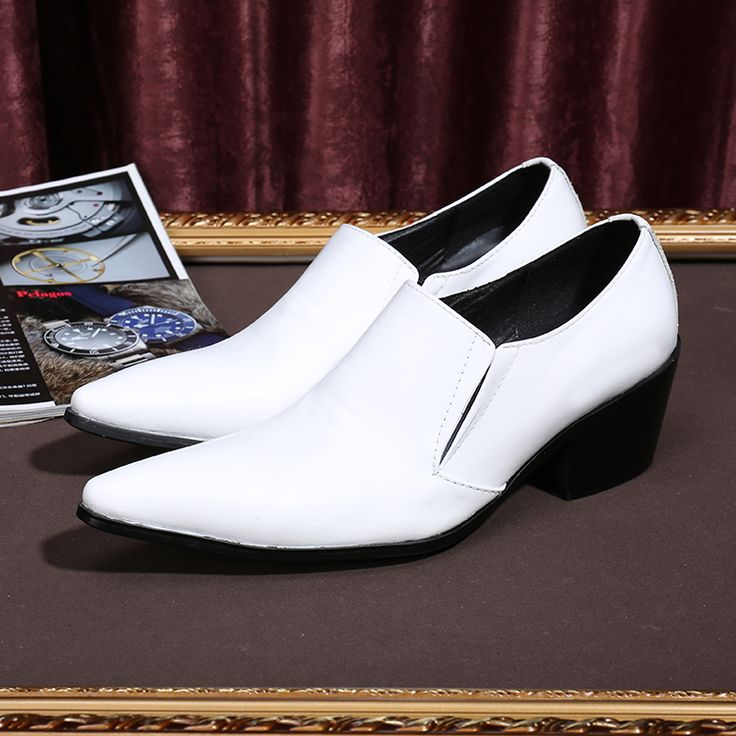 >> Click to Buy << Choudory Newest Dress Shoes White Flat Wedding Shoes Genuine Leather Loafers Mens Shoes Luxury italian Oxfords Shoes For Men #Affiliate