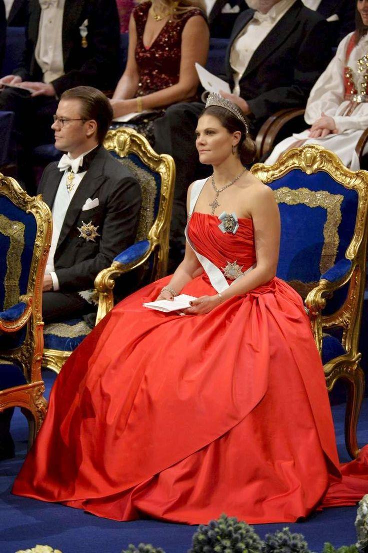 Queens & Princesses: ceremony nobels prices, Stockholm