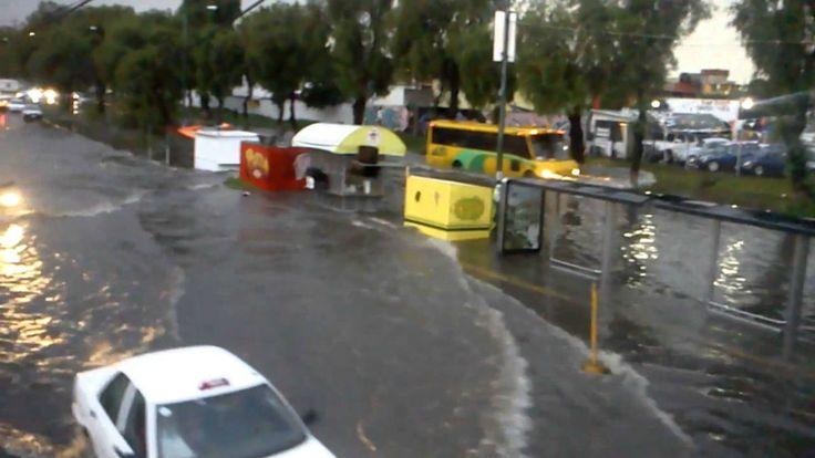 Lluvias torrenciales en Edomex dejan dos muertos y daños en mil 700 viviendas - proceso.com.mx
