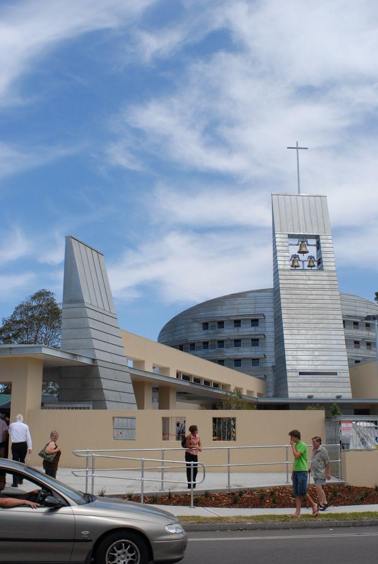 Church of St John the Baptist, Woy WOy