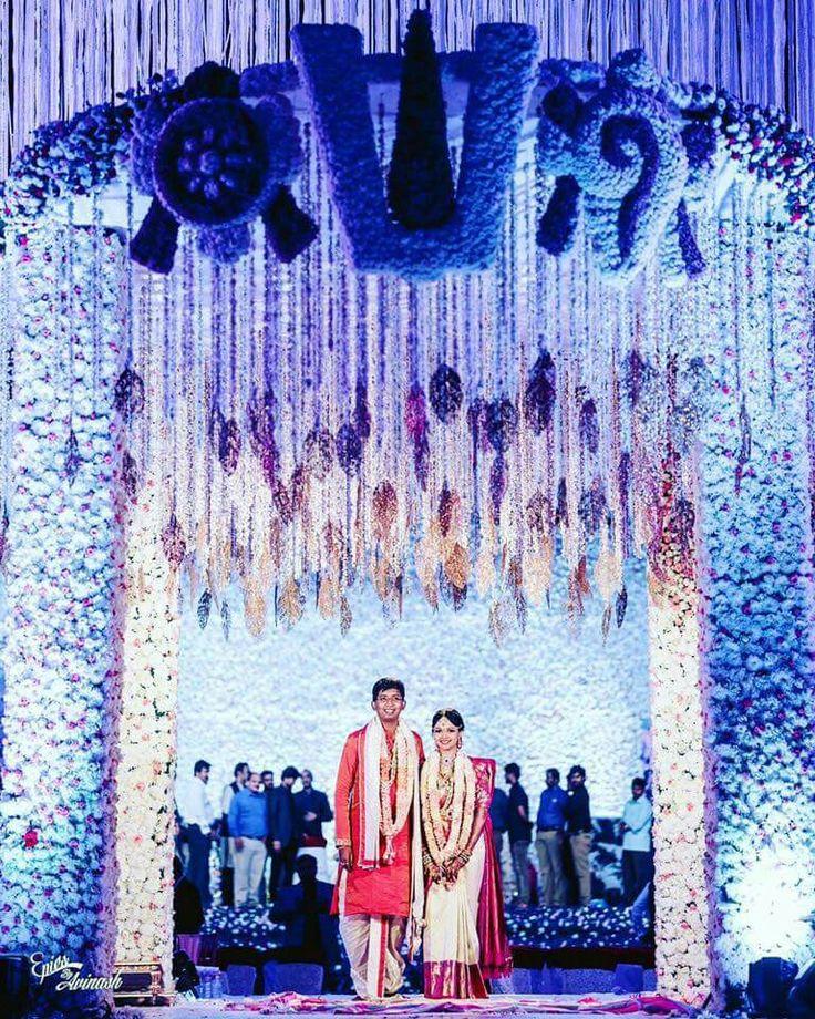 Grand Telugu wedding decor