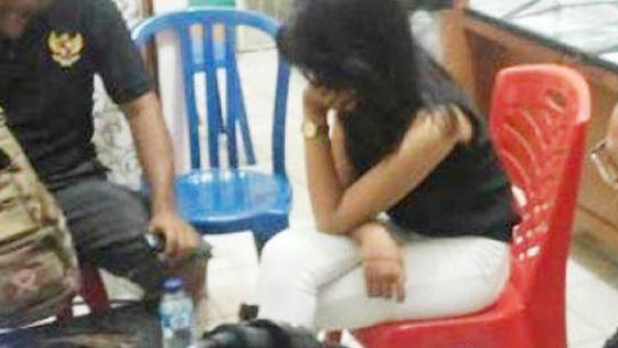 Dendam Cinta Diputus Rambut Kemaluan Cewek Ini Rontok Dijambak Mantan