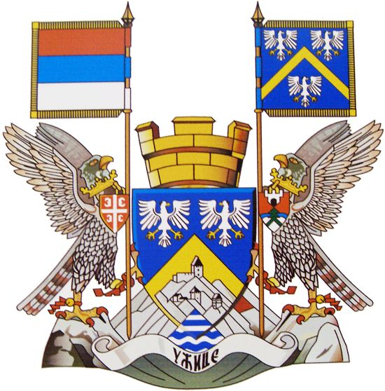 Coat of arms of Užice