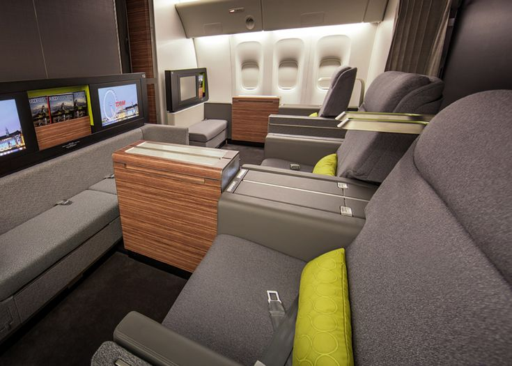 Brazils TAM Airlines First Class Cabin Is By Far The Most Luxurious In Sky