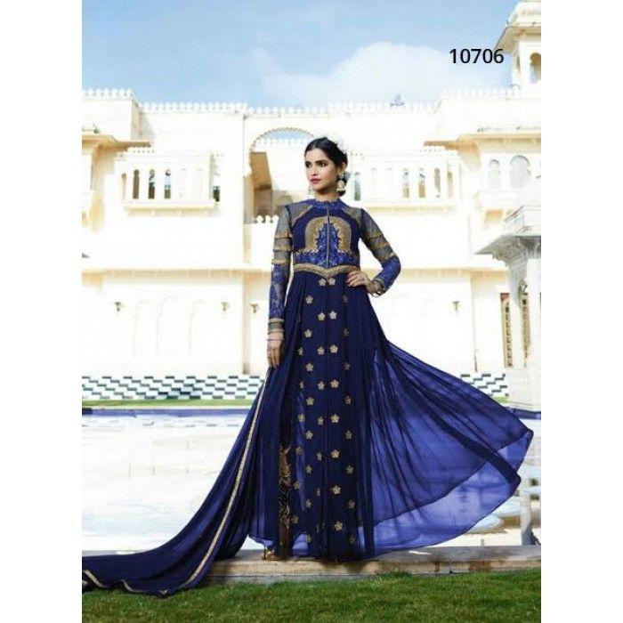 Astounding Designer Salwar Suit-8