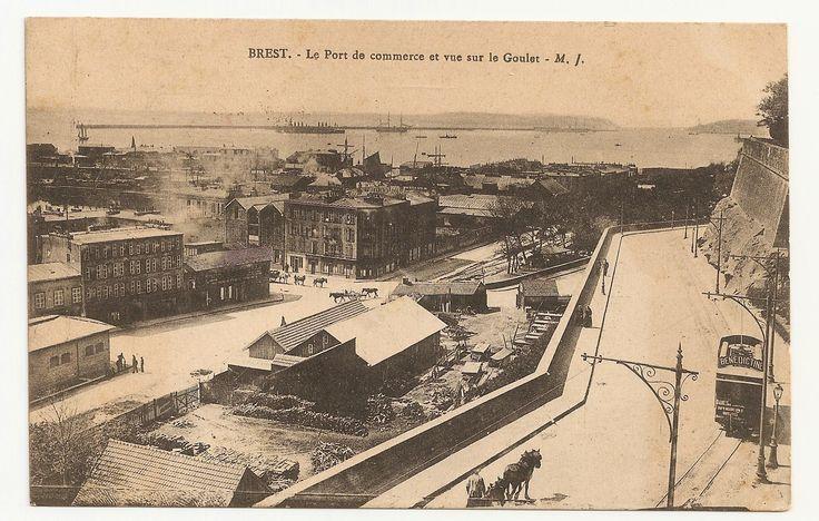 356 best brest images on pinterest bretagne centre and road routes - Restaurant port de commerce brest ...
