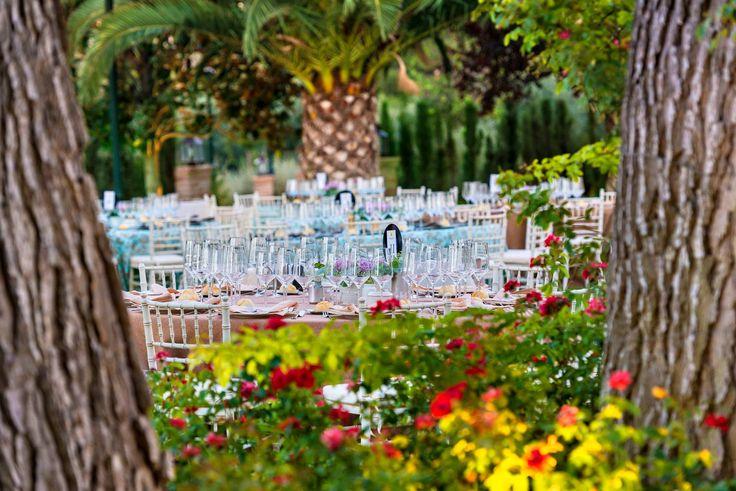 El Cigarral del Ángel. Los encontrarás los espacios más exclusivos para la celebración de bodas y eventos en Toledo