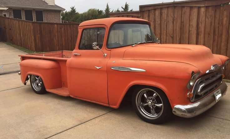 1957 Chevrolet BIG WINDOW pick up truck in Cars, Motorcycles & Vehicles, Classic Cars, American | eBay!