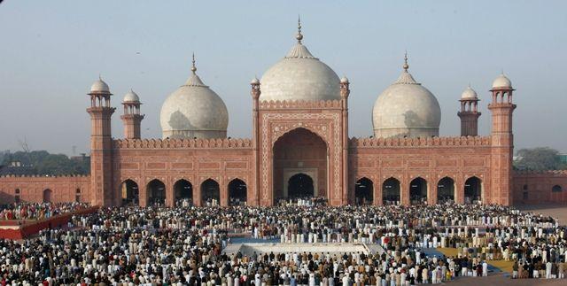 muslim church