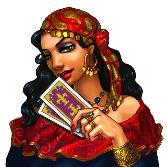 There's a fortune waiting for you, all you need to do is log in to try your luck. Play Fortune Teller video slot - https://www.wintingo.com/