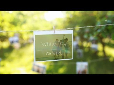 Girl'sDay|걸스데이 - WhiteDay MV (韓語版)