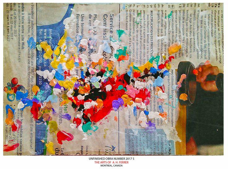 UNFINISHED OBRA PROTOTYPE 2017 5 #AvelinoHFerrer #A.H.Ferrer #Art #VisualArtist #FilipinoArtist #VisualArts #ConceptualArt #MixedMedia #CanadianArt #PhilippineArt #Philippines #Canada #Quebec #Montreal #Artworks #Abstract #Paintings #FilipinoCanadianArtist #UncleFoto #AbstractArtist #Photographie #AvelinoHerreraFerrerJr. #TheArtsOfAHFerrer #A.Ferrer