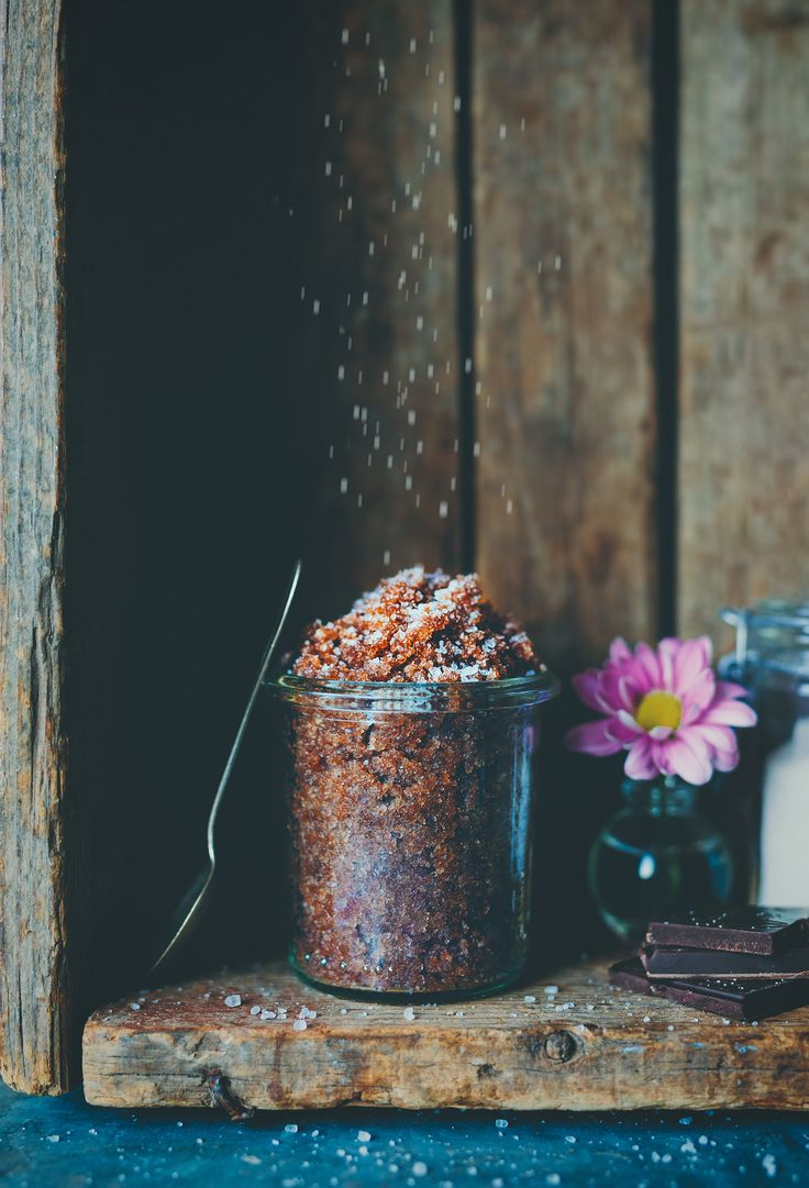kroppsskrubb med kakaosmör & epsomsalt - karinevelina.se