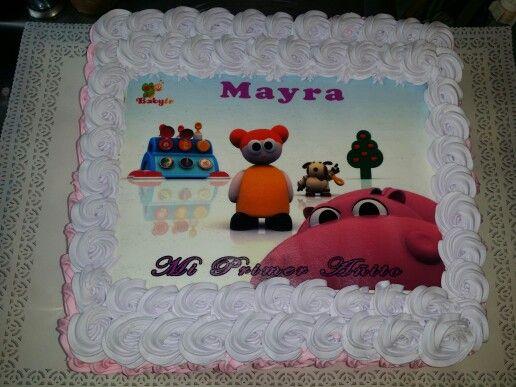 torta 50 personas