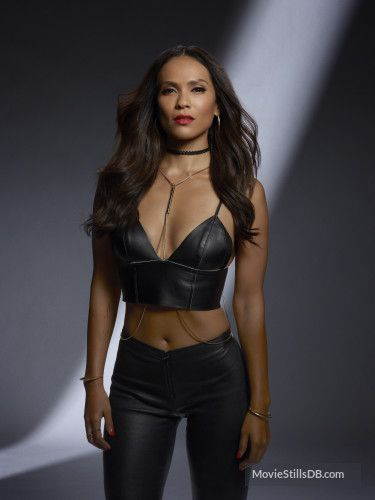 Lucifer - Promo shot of Lesley-Ann Brandt