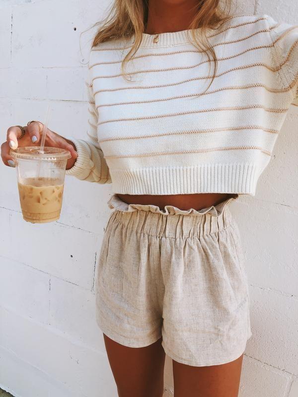 Der Ava-Pullover