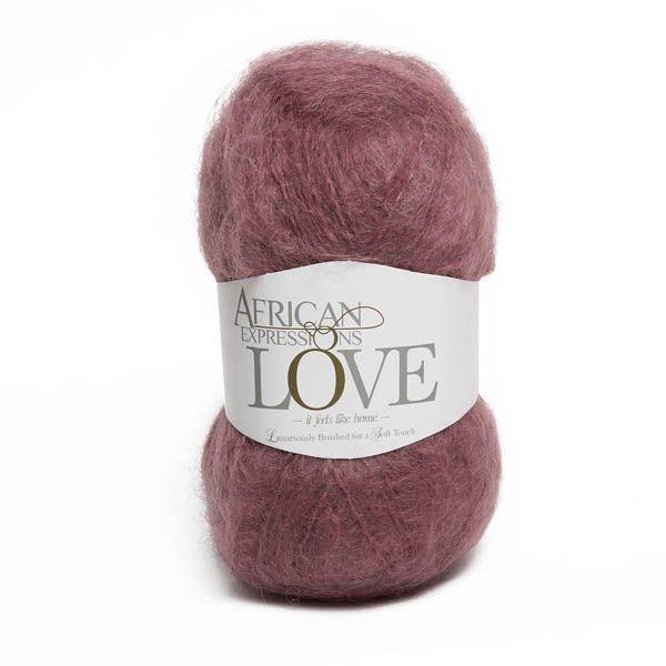Colour Love Dusty pink, Chunky weight,  African expressions 3042, knitting yarn, knitting wool, crochet yarn, kid mohair yarn, merino wool, natural fibres yarn.