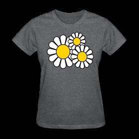#Daisy  Women's T-Shirts #2dayslook #T-Shirts #fashion #new  www.2dayslook.com
