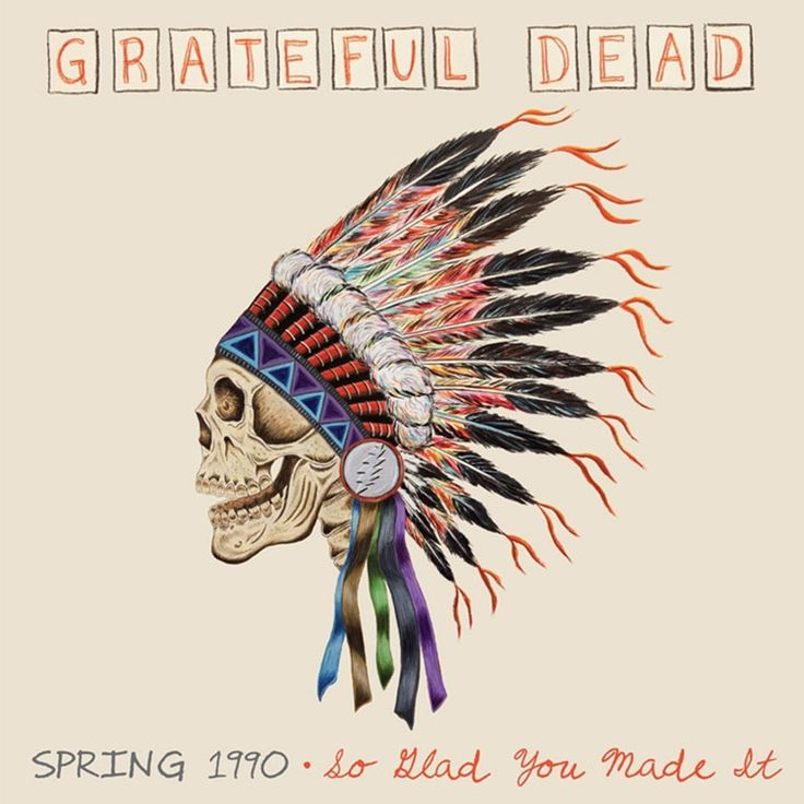Grateful Dead - Spring 1990: So Glad You Made It on Limited Edition 180g 4LP Box Set