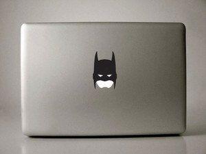 Batman inspired Macbook Apple Decal / Sticker