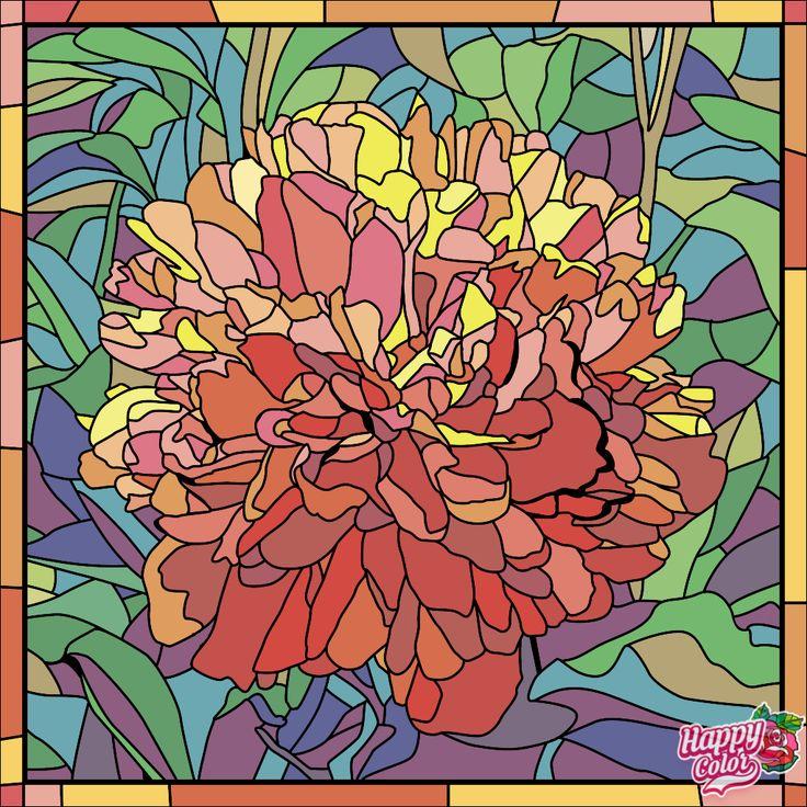 Раскраски, Рисовать, Цветы