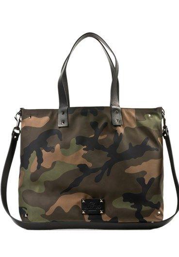 VALENTINO - Shopping bag reversible#alducadaosta #fw #fall #winter #men #fashion #style #accessories #apparel #valentino