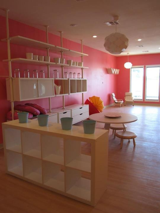 Indoor Spaces (Reggio)  Start Blank...something about this pic speaks to me.