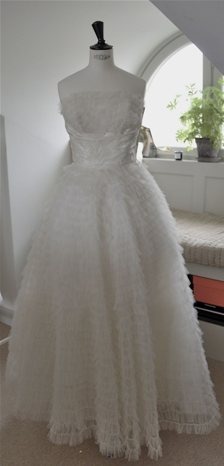 50s wedding dress www.mrskvintageweddings.com