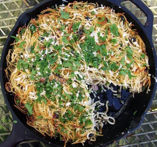 Sicilian Spaghetti Cake by Food Stories, via Flickr