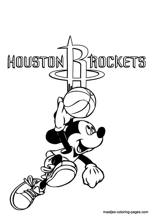 9 best NBA coloring sheets images on Pinterest  Color sheets